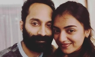 Nazriya - Fahadh's latest romantic photos turn viral!