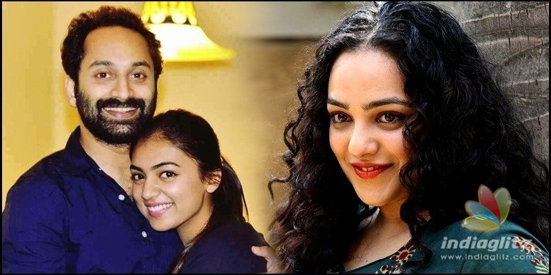 Actress reveals shes the reason for Fahadh- Nazriya marriage!