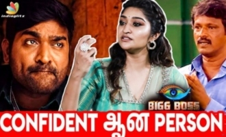 Cheran is not acting in 'Bigg Boss 3' - Neelima Isai interview