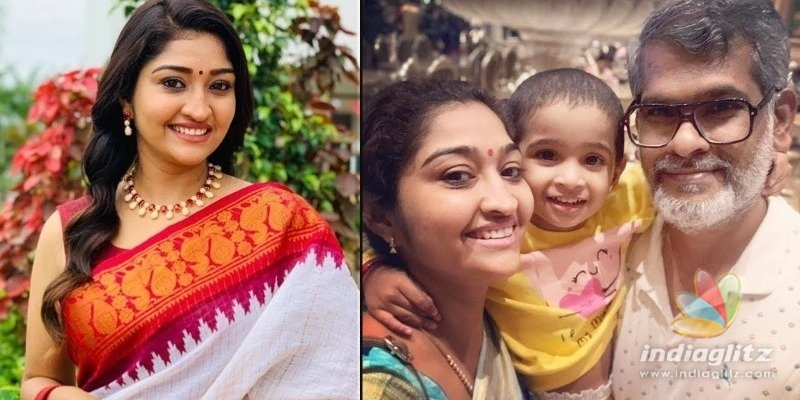 Actress Neelima Ranis latest photos with husband and daughter surprises netizens!