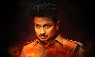 Udhayanidhi Stalin's next film powerful title and first look revealed!