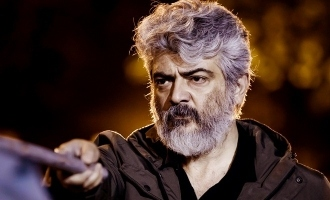 Thala Ajith's Ner Konda Paarvai action sequence making released!