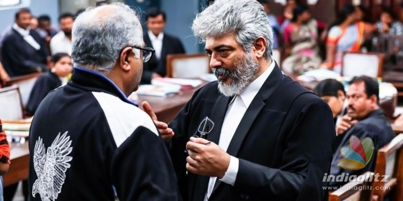 Thala Ajiths Nerkonda Paarvai to conquer a huge new market for Tamil films?