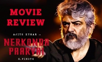 'Nerkonda Paarvai' Movie Review