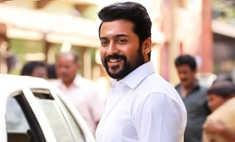 Suriya fans massive plan for NGK!