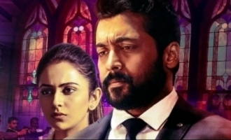 NGK, the first Tamil movie to do it!