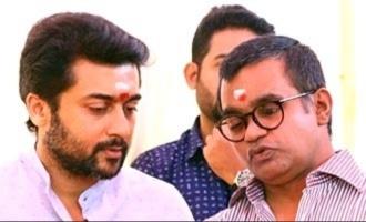 'NGK' Update - Suriya and Selvaraghavan squash rumours