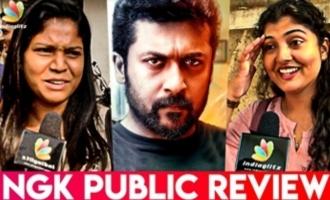 Surprising : Suriya's Girls Fans | NGK Public Opinion
