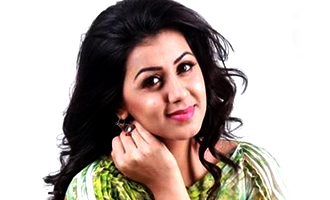 Nikki Galrani severely injured while shooting for a stunt scene