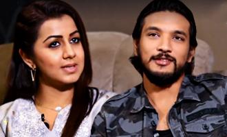 Gautham Karthick Nikki Galrani exlusive interview for Hara Hara Mahadevaki