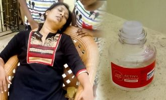 Shocking! Actress Nilani attempts suicide