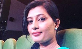 சின்னத்திரை நடிகை நிலானி திடீர் தலைமறைவு: போலீசார் வலைவீச்சு