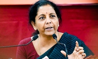 Nirmala Sitaraman announced food and money for poor people