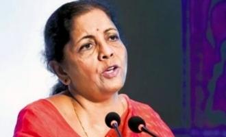 கல்விக் கடனை தள்ளுபடி செய்வதற்கு எந்த திட்டமும் இல்லை - நிர்மலா சீதாராமன்