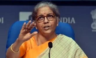 Union Budget 2021  Nirmala Sitharaman