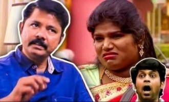 Exclusive! Aranthangi Nisha's husband opens up on her pink nighty and love controversies