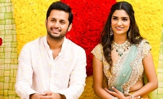 Actor Nithiin cancels wedding plan due to Corona!