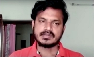 The last emotional video message from actor Nithish Veera who passed away due to COVID 19