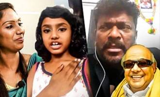 Vaazhga Kalaignar Valarga Tamil: Bigg Boss Nithya Daughter Speech