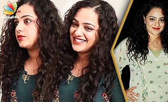 Kollywood Kanmani's Take On Weight Loss - Nithya menon interview