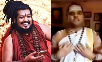 Male disciple releases video claiming Nithyanandha sexually molested him