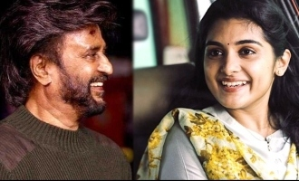 Nivetha Thomas mass tweet on Darbar role!