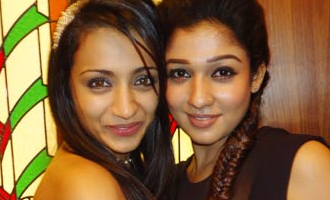 Wow! Back to back films with Trisha and Nayanthara for this leading hero
