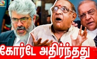 Ajith is perfect for the title Thala - Nerkonda Paarvai judge interview