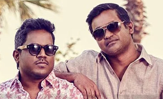 Yuvan and Selva's 'First time in the history of Cinema' attempt