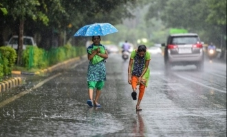 Heavy rain likely in 9 districts in Tamil Nadu