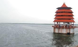 செம்பரபாக்கம் ஏரியின் நீர்மட்டம்!!!
