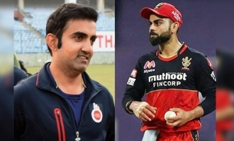 Gautam Gambhir wants RCB to take away captaincy from Virat Kohli