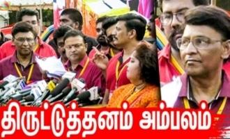 Srikanth, Ishari K Ganesh, Bhagyaraj complains Vishal Team