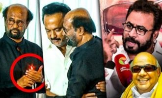 """We didn't see Kalaignar as a political leader"" - Ponvannan"