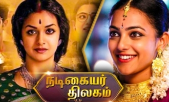 Why Keerthy Suresh over Nithya Menon for Savitri role ? : Director Nag Ashwin Explains