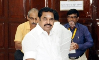 Tamil Nadu CM signs 14 MoUs worth Rs 10055 crore