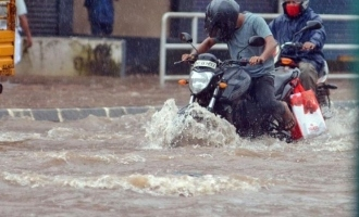 Yellow Alert to Tamil Nadu for heavy rains