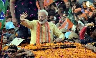PM Modi enters the 20th year as the head of a democratically elected government