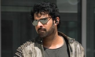 'Shades of 'Saaho' video is Prabhas's breathtaking birthday treat for fans