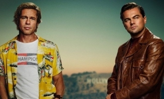 Quentin Tarantino's 'Once Upon a Time in Hollywood' first look poster is out