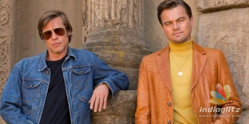 Once Upon A time In Hollywood new trailer released amidst rave reviews in Cannes