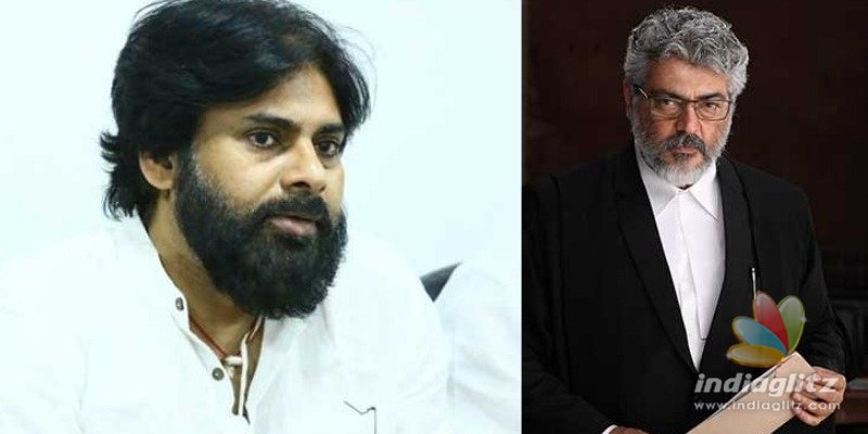 Boney Kapoor ropes in Pawan Kalyan in place of Thala Ajith