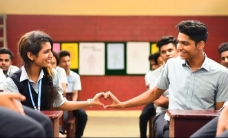 """10 fun-facts on """"Oru Adaar Love"""":"""