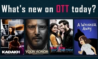 What's new on OTT today?
