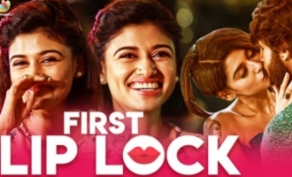 I was Particular About my First Lip Lock : Oviya Reveals