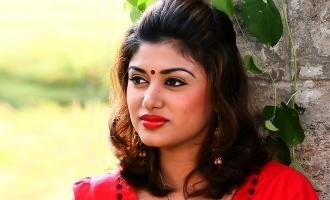 Oviya tweet about Abinandhan release
