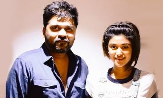 Simbu's dedication towards Oviya's next