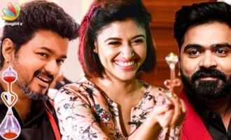 Love Meter finds Oviya's REAL Love