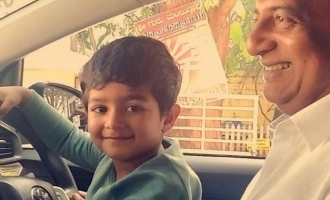 Prakash Raj's son looks extremely cute in these pictures