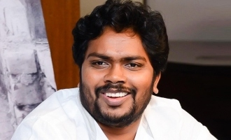Pa Ranjith joins hands with popular writer!